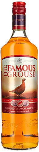 Famous Grouse Port Wood Blended Scotch Whisky (1 x 1 l)
