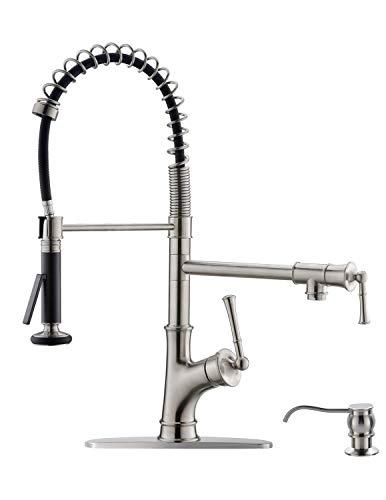 APPASO Commercial Kitchen Faucet