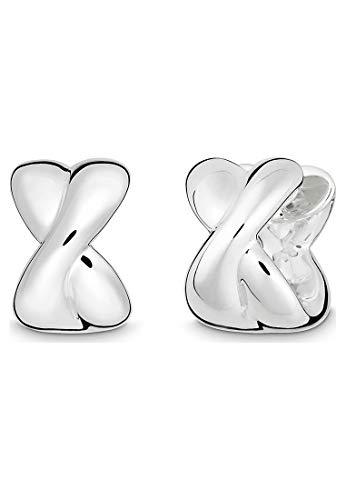 Quinn Damen-Creole 925er Silber One Size 87879283