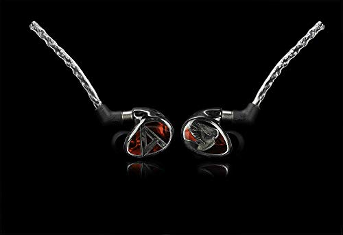 Astell&Kern Layla Aion Monitores in-ear por Jerry Harvey Audio (negro)