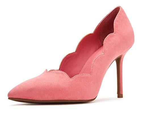 Katy Perry Women's The Dina Pump, Oasis Pink, 9