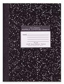 Roaring Spring Paper Products : Compostion Book,Unruled,20 lb.,80/Sht,10-1/4