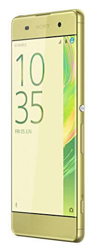 SONY Xperia XA F3113 16GB GSM Phone Lime Gold