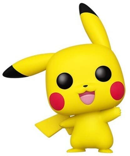 Funko Pop! Games: Pokemon – Pikachu (Waving)