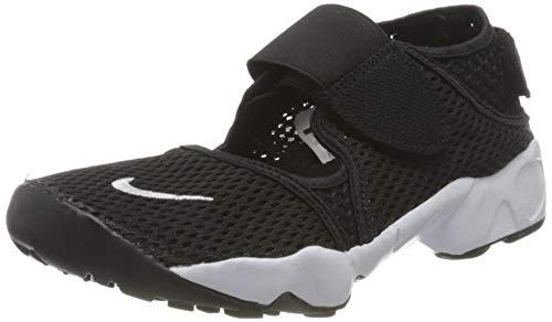 Nike Rift, Scarpe da Ginnastica, Black/White, 37.5 EU