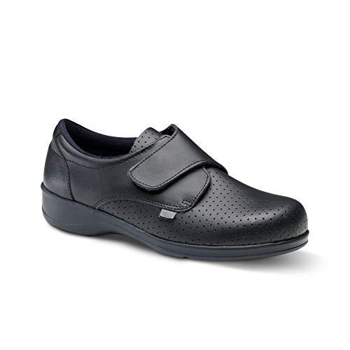 Feliz Caminar Beta, Zapatos Sanitarios, Blanco, 38 EU