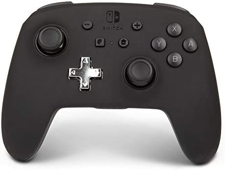 PowerA Enhanced Wireless Controller for Nintendo Switch Black product image