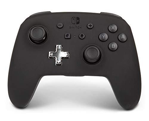 Verbesserter kabelloser Controller für Nintendo Switch – Schwarz Nintendo Switch Lite, Gamepad, Spiele-Controller, Bluetooth-Controller