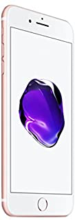 "Apple iPhone 7 - Smartphone DE 4,7"" con tecnología IPS (Chip A10 Fusión, cámara Dual 12 MP, IP67) Color Oro Rosa (Reacondi..."
