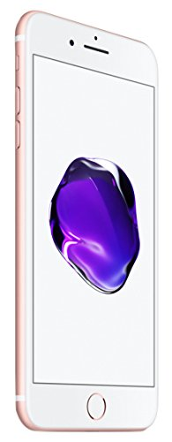 "Apple iPhone 7 - Smartphone DE 4,7"" con tecnología IPS (Chip A10 Fusión, cámara Dual 12 MP, IP67) Color Oro Rosa (Reacondicionado) (CPO)"