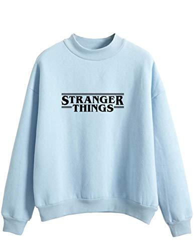 Sudadera Stranger Things Mujer, Sudadera Stranger Things Niña, Sudadera Suéter...