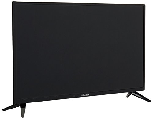 Hisense 32H3D1 TV HD LED 32″ Basica con 2HDMI y 1USB, color negro