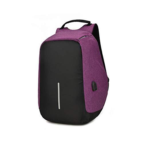 MEISTAR PCリュックサック ノートパソコンリュック ビジネス メンズ タブレットリュック PCリュック キャンバス 大容量 USB充電ポート 盗難防止 通勤 旅行 出張 15.6インチPCリュック