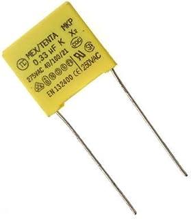 Condensatore Samfox 100pF-10000pF 15 Kit assortimento di condensatori ceramici ad alta tensione di valore 1kV 180 pezzi
