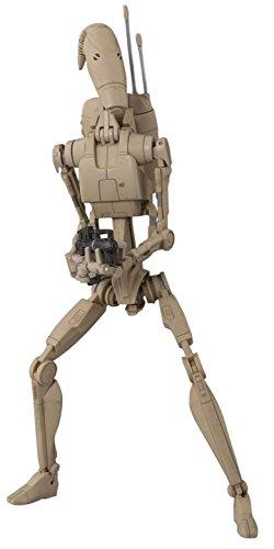 S.H.Figuarts Star-Wars battle droid fait de ABS&PVC,painted, Figure d'action/JAPON BANDAI