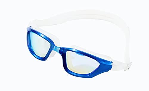 N\C Gafas de natación Aegend, Gafas de natación Impermeables y antivaho para Hombres y Mujeres Adultos