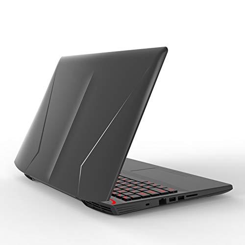 Laptop Gaming 15.6', Laptop Intel I7-7700HQ NVIDIA GeForce GTX 1060 6 GB, Laptop Display IPS Full HD 144 Hz 15.6 Pollici, Laptop Tastiera RGB NVMe SSD 512 GB DDR4 A Doppio Canale 16 GB