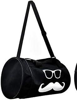 Jasmeet Sports Black Gym Bag