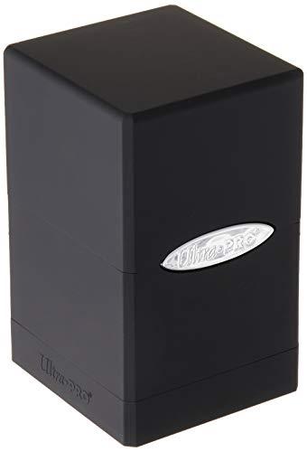 Ultra PRO - Satin Tower Deck Box - Black