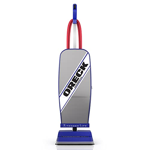 Oreck Commercial Upright Vacuum Cleaner XL, Blue