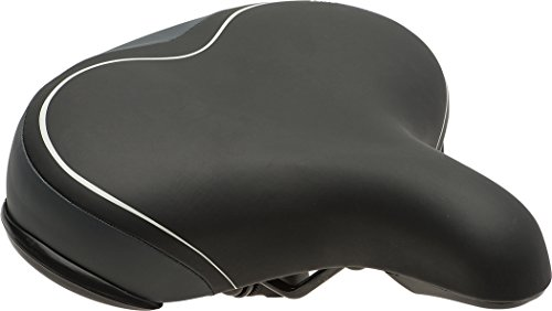 Comfort Wide Cruiser Seat Black