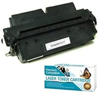 Ink Now Premium Compatible Canon Black Toner FX7 for FAX L2000, L2000iP; Laser Class 710, 720i, 730i Printers 4500 yld