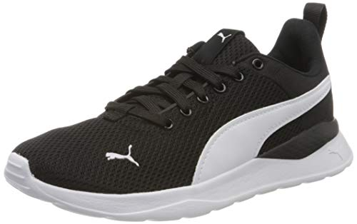 PUMA Anzarun Lite Youth Sneaker Puma Black-Puma White UK 3.5_Youth_FR 36