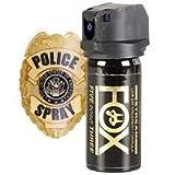 Fox Labs, Pepper Spray - Flip Top Stream (2 oz) 22FTS