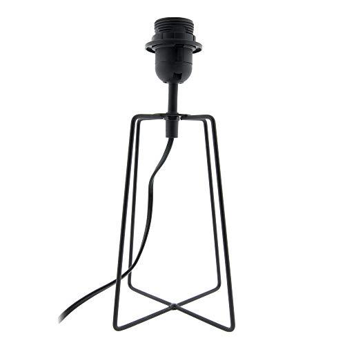 Clayre & Eef 6LMP580 lampvoet 15 * 15 * 29 cm / E27 / max 40 Watt