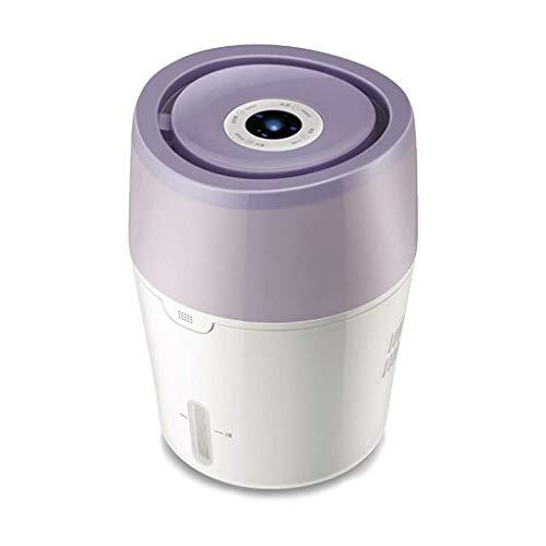 SMEJS Humidificador de Vapor frío - humidificador ultrasónico for el hogar, Oficina, Dormitorio - Prima humidificador de Aire, silencioso