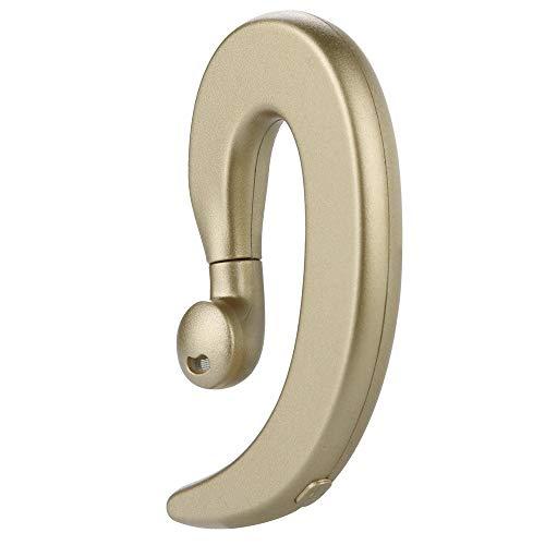 OPAKY Auriculares inalámbricos Bluetooth 4.2, estéreo, para iPhone, iPad, Samsung, Huawei, Tablet, etc. Dorado