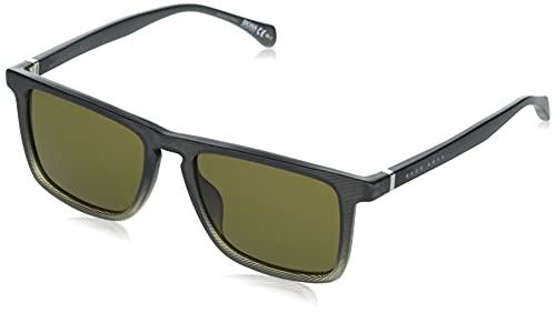 Hugo Boss Boss 1082/S, Gafas de Sol Hombre, Grey Brown Pattern, 52