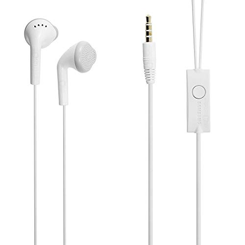 C-Tel in-Ear Headphones with 0.33 mm Jack Wired Stereo Bass Hands-Free Headsets Earbuds with Mic, Best Sound Earphones with Call Answer/End Button Designed for Apple iPhone 6s 64GB