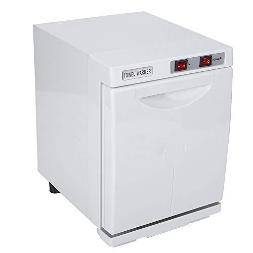 KACA Calentador de Toallas Caliente Premium de la colección Professional, Capacidad Extra Grande, Rejillas de Acero Inoxidable