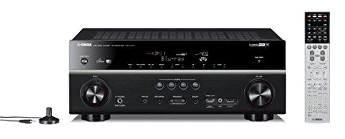 Yamaha RX-V777 WiFi Netzwerk AV-Receiver mit 4K...