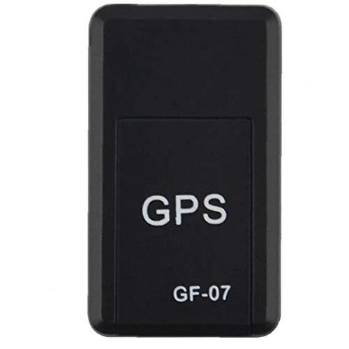 Localizador GPS Mini antirrobo localizador GPS Seguimiento en Tiempo Real del Dispositivo de posicionamiento Dispositivo para niños de Personas Mascotas
