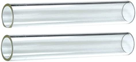 Hiland SGT-GLASS2 2 Opening large release sale Piece Qu artz 58 Glass fits Super popular specialty store Replacement Tube