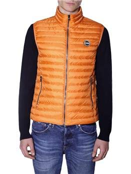 Colmar Herren Daunenweste Orange 50