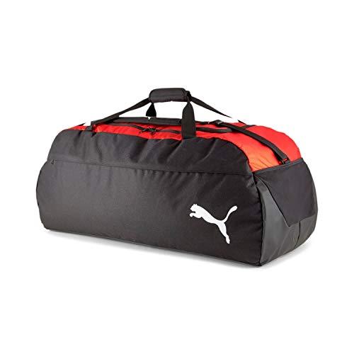PUMA teamFINAL 21 Teambag L, Borsone Unisex-Adult, Red Black, OSFA