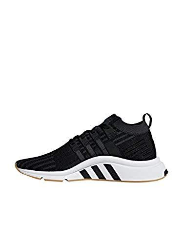 adidas EQT Support Mid ADV PK - Zapatillas deportivas para hombre, color negro, Negro (Negro ), 37 1/3 EU