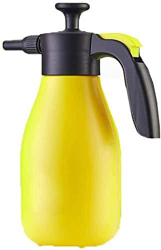 Sproeifles tuin, gietkan, 2LPAPS Pump Action drukspuit, planten gietkan (kleur: geel) dljyy