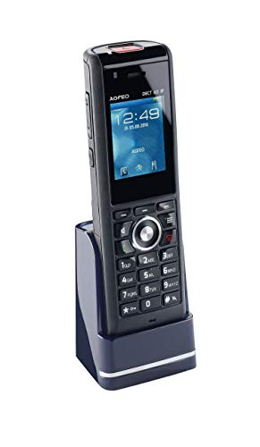 Agfeo 6101371 Telefon schnurlos DECT 65 IP schwarz