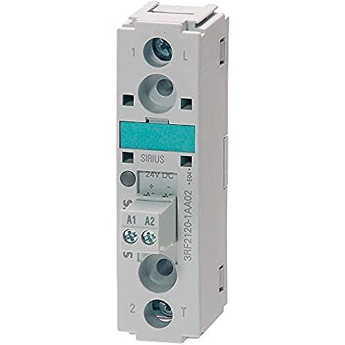 Siemens sirius - Rele 3rf2 22,5mm 20a 24-230v/110-230v