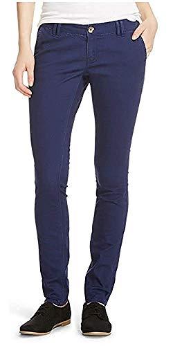 Mossimo Women's Skinny Chino Pants (Oxford Blue, 0)