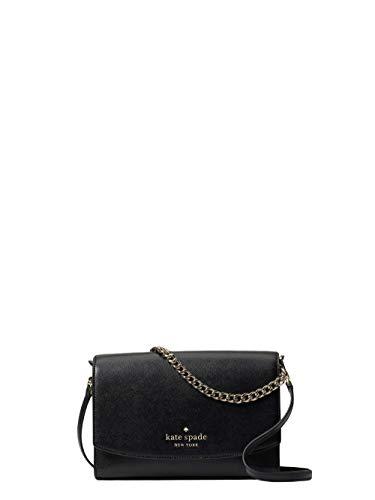 Kate Spade Carson Convertible Crossbody Handbag (black)
