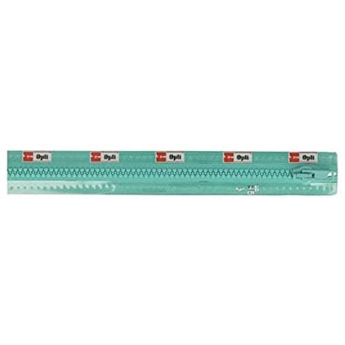 Opti P60-35-00325 con Cremallera, Poliéster, 00325verde, 35 cm