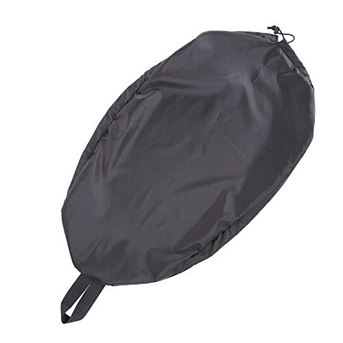 Docooler Breathable Adjustable UV50+ Blocking Kayak Cockpit Cover Seal Cockpit Protector Ocean Cockpit Cover 5 Sizes Optional
