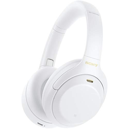 新色サイレントホワイト ソニー ワイヤレスノイズキャンセリングヘッドホン WH-1000XM4 : LDAC/Amazon Alexa搭載/Bluetooth/ハイレゾ 最大30時間連続再生 密閉型 マイク付 2020年モデル 360 Reality Audio認定モデル WH-1000XM4 WM サイレントホワイト