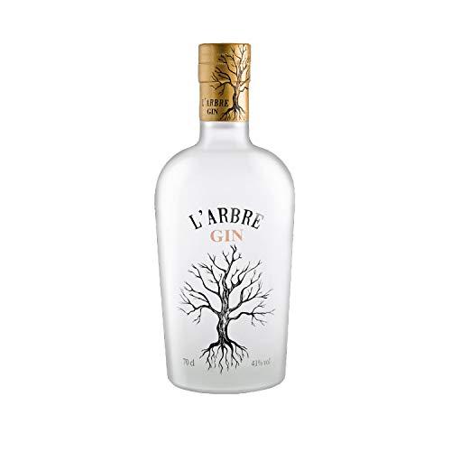 Gin L`Arbre mediterraner spanischer Gin 41 Vol.-% 1er Pack (1x 0,7 l)