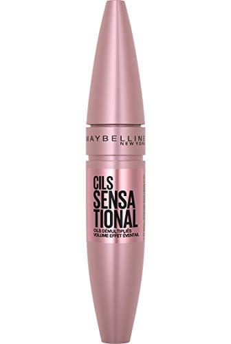 Maybelline New York Cil Sensational Mascara Volume Noir 01 Very Black